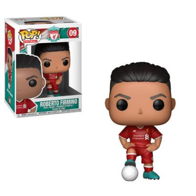 FOOTBALL - Funko POP Football - Liverpool - Roberto Firmino Vinyl Figure 10cm