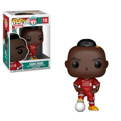 FOOTBALL - Funko POP Football - Liverpool - Sadio Mane Vinyl Figure 10cm