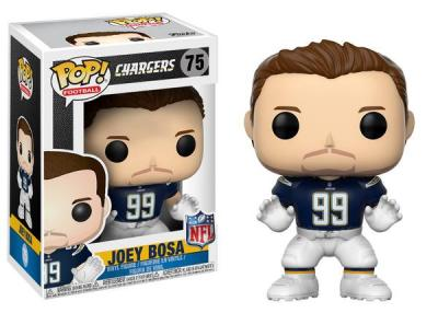 FOOTBALL NFL - Funko POP Football - Chargers Home - Joey Bosa Vinyl Figure 10cm