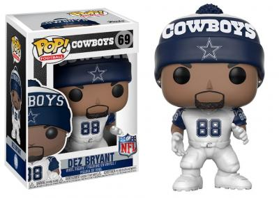 FOOTBALL NFL - Funko POP Football - Cowboys Color Rush - Dez Bryant Vinyl Figure 10cm