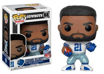 FOOTBALL NFL - Funko POP Football - Cowboys Home - Ezekiel Elliott Vinyl Figure 10cm