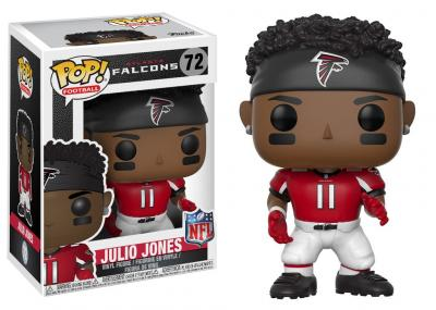 FOOTBALL NFL - Funko POP Football - Falcons Home - Julio Jones Vinyl Figure 10cm