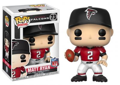 FOOTBALL NFL - Funko POP Football - Falcons Home - Matt Ryan Vinyl Figure 10cm