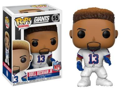 FOOTBALL NFL - Funko POP Football - Giants Color Rush - Odell Beckham Jr. Vinyl Figure 10cm
