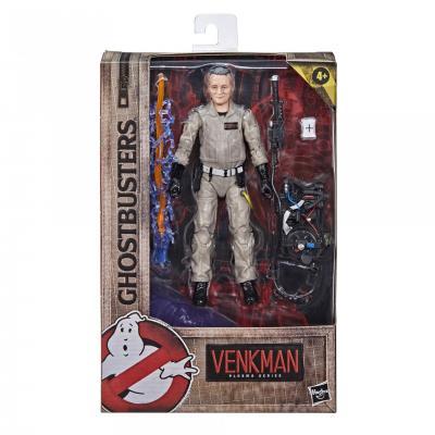 Ghostbusters - HASBRO - Plasma Series - Afterlife Peter Venkman 15cm