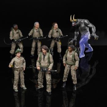 Ghostbusters - HASBRO - Plasma Series - Afterlife Wave 1