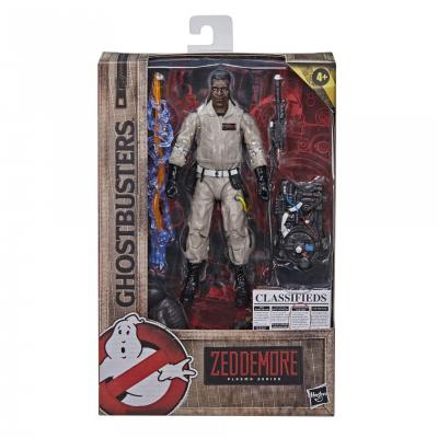 Ghostbusters - HASBRO - Plasma Series - Afterlife Winston Zeddemore15cm