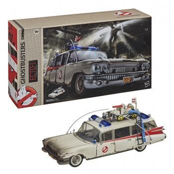 Ghostbusters hasbro plasma series ecto 1