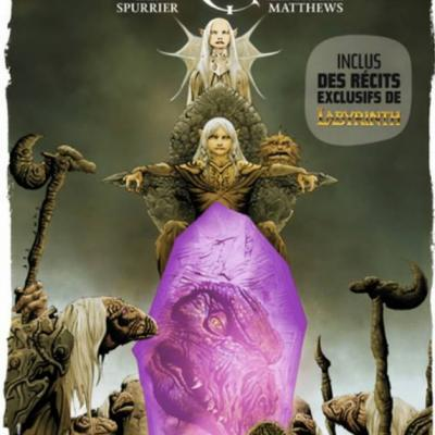 GLÉNAT COMICS - FREE COMIC BOOK DAY FRANCE 2019 - Dark Crystal
