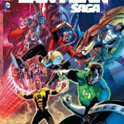 GREEN LANTERN SAGA 34 - Urban Comics