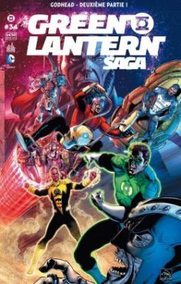 GREEN LANTERN SAGA 34 - Urban Comics