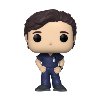 GREY'S ANATOMY - Funko POP - Derek Shepherd Vinyl Figure 10cm