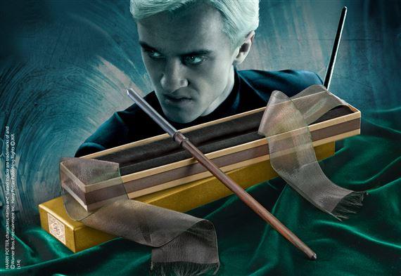Harry potter baguettes ollivander drago malefoy