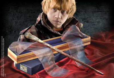HARRY POTTER - WANDS OLLIVANDER - Ron Weasley