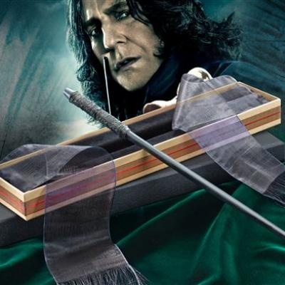 HARRY POTTER - WANDS OLLIVANDER - Professor Snape