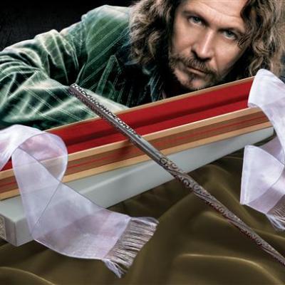 HARRY POTTER - WANDS OLLIVANDER - Sirius Black