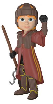 HARRY POTTER - Funko POP Rock Candy - Ron in Quidditch Uniform Vinyl Figure 13cm