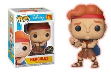HERCULES - Funko POP Disney - Hercules Vinyl Figure 10cm Chase