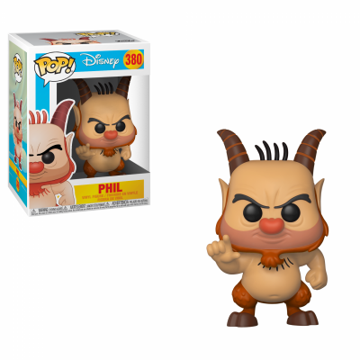 HERCULES - Funko POP Disney - Phil Vinyl Figure 10cm