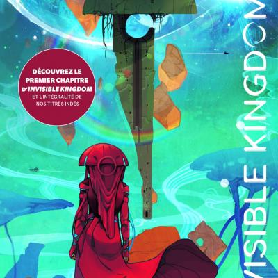HI COMICS - FCBD FRANCE 2020 - Invisible Kingdom + dossier comics indé