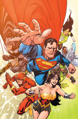 JUSTICE LEAGUE REBIRTH 10 - Urban Comics