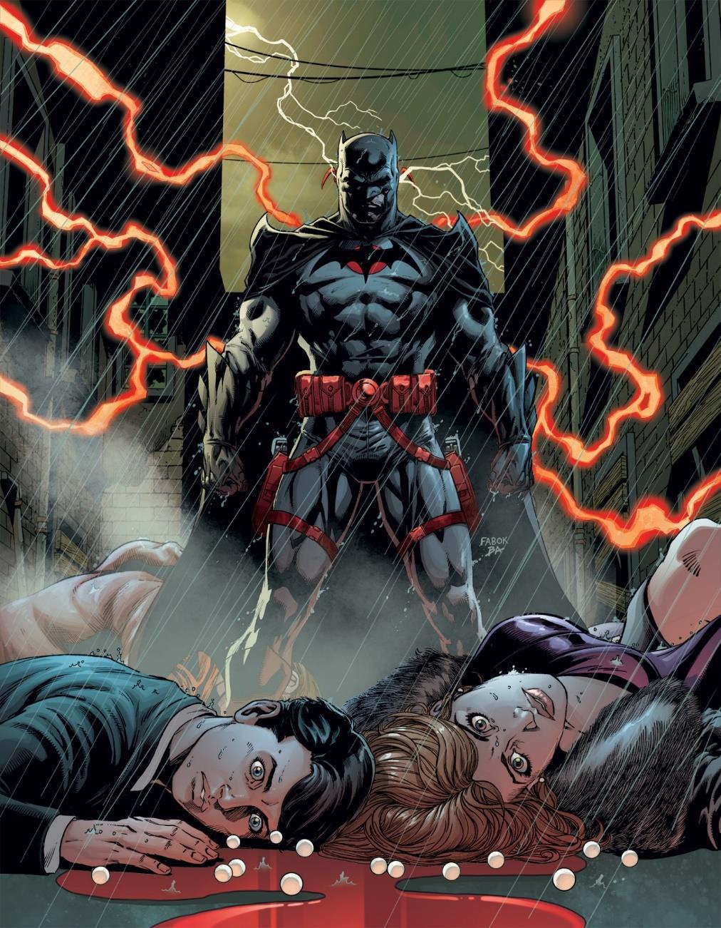 Justice league rebirth 11 urban comics