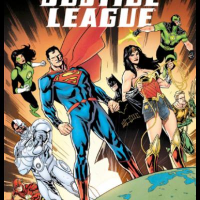 JUSTICE LEAGUE REBIRTH 8 - Urban Comics
