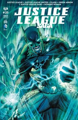 Justice league saga 25 270x415