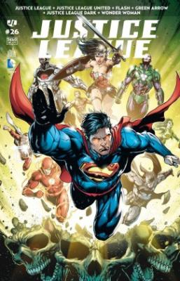 JUSTICE LEAGUE SAGA 26 - Urban Comics