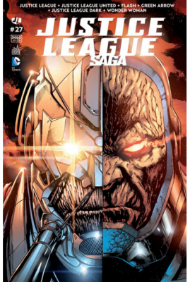 JUSTICE LEAGUE SAGA 27 - Urban Comics