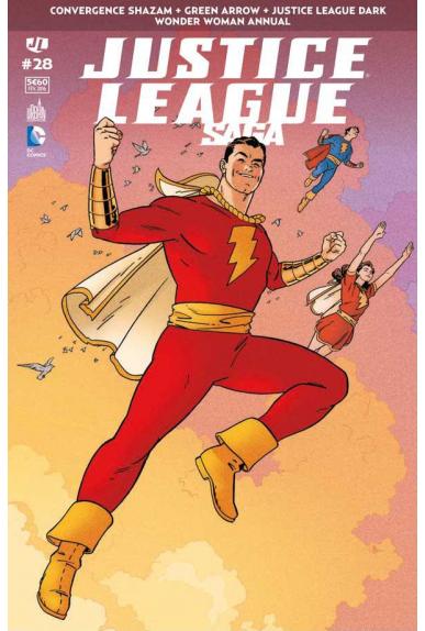 Justice league saga 28 urban comics presse kiosque jpg
