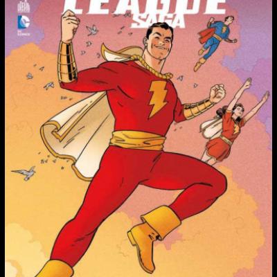 JUSTICE LEAGUE SAGA 28 - Urban Comics