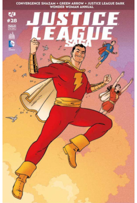 JUSTICE LEAGUE SAGA 28 - Urban Comics