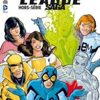 JUSTICE LEAGUE SAGA HS 2 - Urban Comics