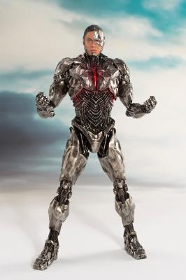 Justice League The Movie - CYBORG 1/10 Scale ARTFX+ Statue 19cm