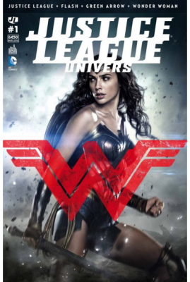 JUSTICE LEAGUE UNIVERS 1 - Couverture Variante Urban Comics