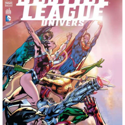JUSTICE LEAGUE UNIVERS 1 - Urban Comics
