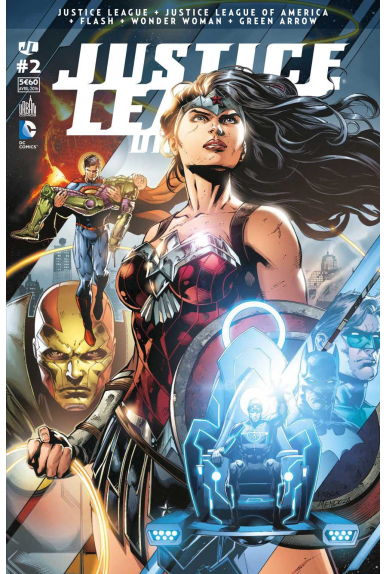 Justice league univers 2 urban comics