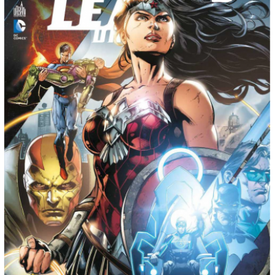 JUSTICE LEAGUE UNIVERS 2 - Urban Comics