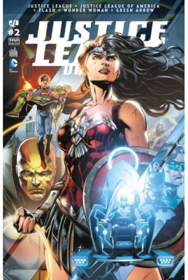 JUSTICE LEAGUE UNIVERS 2 - Urban Comics