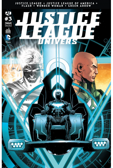 Justice league univers 3 urban comics