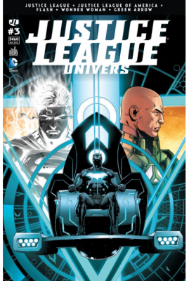 JUSTICE LEAGUE UNIVERS 3 - Urban Comics