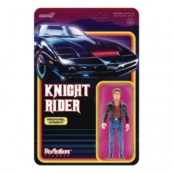 Knight Rider - ReAction Series - Michael Knight 9cm
