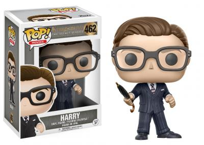 KINGSMAN The Secret Service - Funko POP Movies - Harry Vinyl Figure 10cm