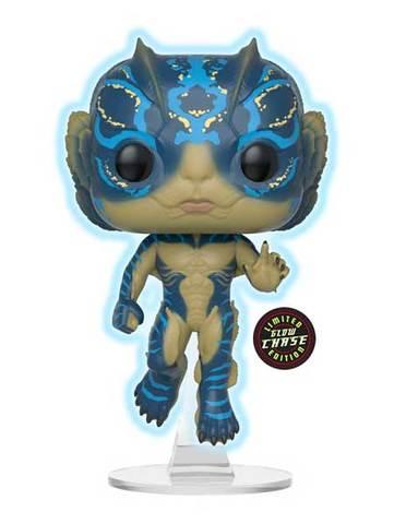 La forme de l eau funko pop amphibian man vinyl figurine 10cm chase