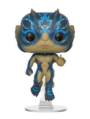 La forme de l eau funko pop amphibian man vinyl figurine 10cm
