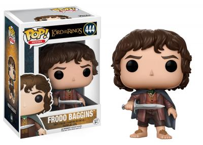 LORD OF THE RINGS - Funko POP Movies - Frodo Baggins Vinyl Figure 10cm