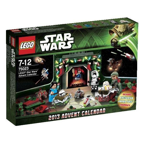 Lego 75023 calendrier de l avent lego star warstm