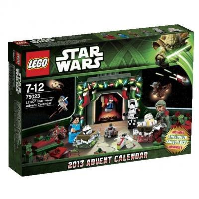 STAR WARS LEGO ADVENT CALENDAR 2013 - 75023