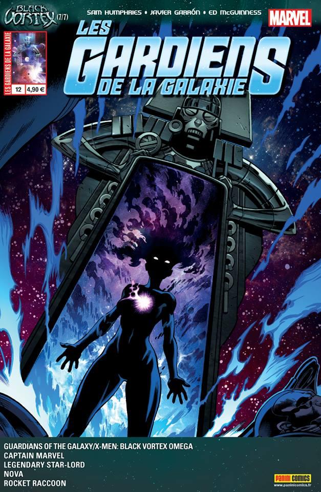 Les gardiens de la galaxie 12 le vortex noir 7sur7